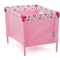 Hauck  łóżeczko turystyczne dla lalek spring pink (4894352898141)