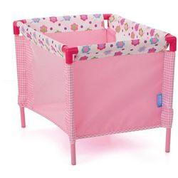 Hauck  łóżeczko turystyczne dla lalek spring pink, kategoria: łóżeczka turystyczne
