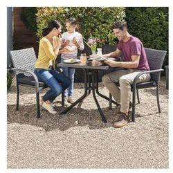 Kettler Krzesło ogrodowe  bistro szary