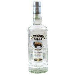 Wódka Żubrówka biała 0,5 l (alkohol)