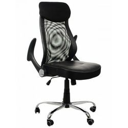 Fotel biurowy gabinetowy ZH-376