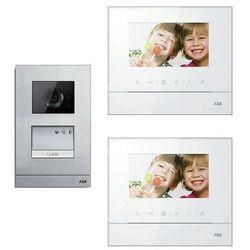Abb zestaw wideo 2-rodzinny abb welcome basic gn2876 - rabaty za ilości. szybka wysyłka. profesjonalna pomoc techniczna.