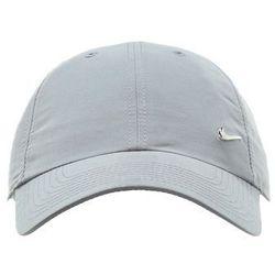 Nike Sportswear HERITAGE Czapka z daszkiem cool grey - produkt z kategorii- Pozostała odzież sportowa