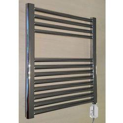 Thomson heating Grzejnik łazienkowy wetherby - grzejnik wykończenie proste, 500x600, owany