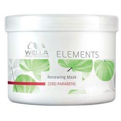 Wella Elements - odżywcza maska do każdego rodzaju włosów 150ml, kup u jednego z partnerów