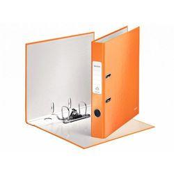 Segregator wow a4/50 pomarańczowy 10060-44 marki Leitz