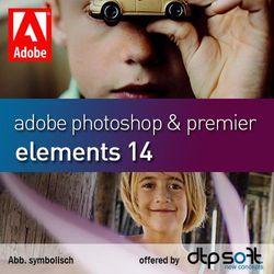 Adobe  photoshop elements 14 & adobe premiere elements 14 pl win