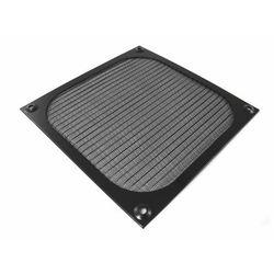 AAB Cooling Aluminiowy Filtr/Grill 140 Czarny - Czarny, towar z kategorii: Grille