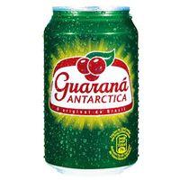 Guaraná antarctica naturalny napój energetyzujący z brazylii 0,33l marki Guaraná antartctica