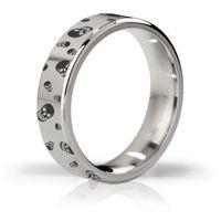 Mystim - Pierścień erekcyjny - His Ringness Duke polerowany i grawerowany 51mm