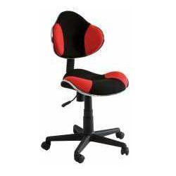 Signal meble Fotel q-g2 czerwono-czarny - zadzwoń i złap rabat do -10%! telefon: 601-892-200