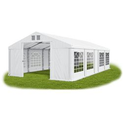 Namiot 6x9x2, całoroczny namiot cateringowy, winter/sd 54m2 - 6m x 9m x 2m marki Das company