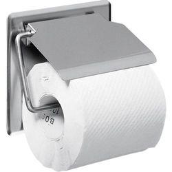 Franke Uchwyt na papier toaletowy stal szlachetna matowa