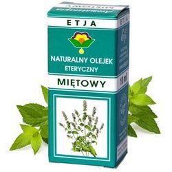 ETJA Olejek miętowy 10ml (olejek eteryczny)