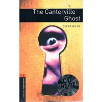 The Canterville Ghost + CD The Oxford Bookworms Library Stage 2 (700 Headwords)