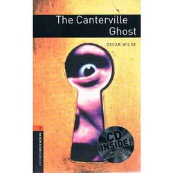 The Canterville Ghost + CD The Oxford Bookworms Library Stage 2 (700 Headwords), książka z kategorii Nauka j