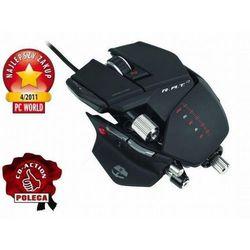 Mysz Mad Catz R.A.T. 7 Black 6400DPI - sprawdź w wybranym sklepie