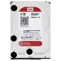 Dysk twardy HDD WD Red 4TB, SATA III, 64MB - produkt z kategorii- Dyski twarde
