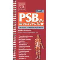 PSB dla masażystów (9788376091839)