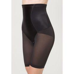 Maidenform  hi waist thigh slimmer bielizna korygująca black, kategoria: bielizna wyszczuplająca