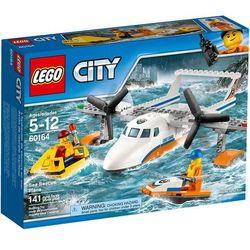 60164 HYDROPLAN RATOWNICZY (Sea Rescue Plane) KLOCKI LEGO CITY