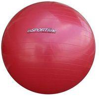 inSPORTline IN 420-2 - Piłka Super Ball 55 cm - Czerwona - Czerwony