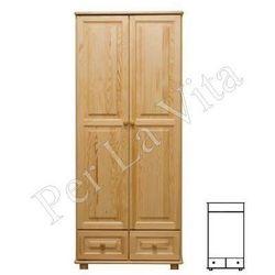 Szafa drewniana D2 Nr5 WIESZAK