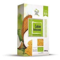 Cukier kokosowy bio 200g -  wyprodukowany przez House of asia