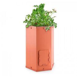 potatoe-propojemnik do uprawy ziemniaków z otworem do wybierania balkon & taras marki Waldbeck