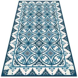 Dywan ogrodowy piękny wzór dywan ogrodowy piękny wzór abstrakcyjne koła marki Dywanomat.pl