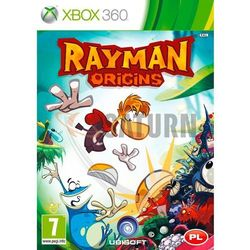 Gra Rayman Origins z kategorii: gry XBOX 360