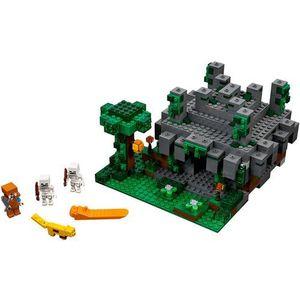 Klocki LEGO 70146 - Ognista świątynia Feniksa CHIMA