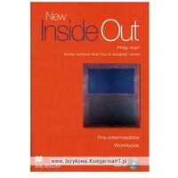 New Inside Out Pre-Intermediate Workbook (zeszyt ćwiczeń) without Key and Audio CD (opr. miękka)