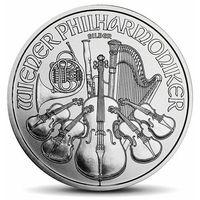 Wiedeńscy Filharmonicy 1 uncja srebra - 15 dni roboczych