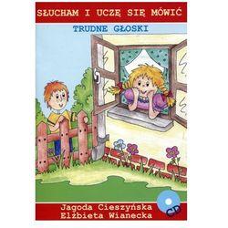 Trudne głoski + CD, książka z kategorii Książki dla dzieci