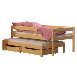 Łóżko dziecięce podwójne Maria 140x70 (5903002741481)