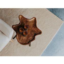 Dywan jasnobeżowy 140 x 200 cm Shaggy DEMRE