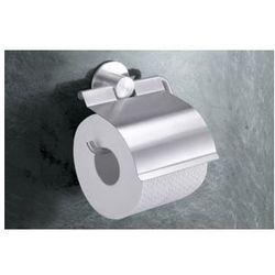 Uchwyt na papier toaletowy z osłoną Marino - produkt z kategorii- Uchwyty na papier toaletowy