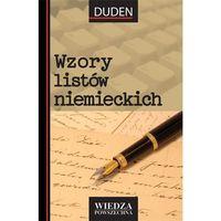 Wzory listów niemieckich (328 str.)