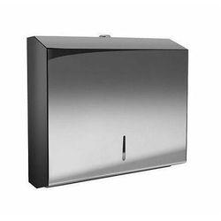 Pojemnik podajnik Bisk Masterline 01571 na ręczniki papierowe w listkach ZZ