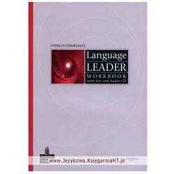 Language Leader Upper Intermediate Ćwiczenia z Kluczem + CD, rok wydania (2008)