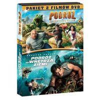 Podróż do wnętrza ziemi/na tajemniczą wyspę (2 dvd) pakiet