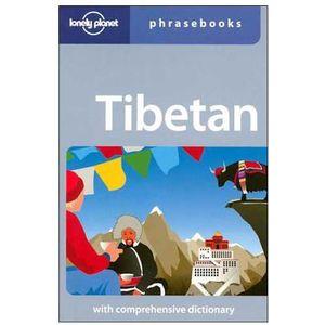 Tybetański słownik frazeologiczny Lonely Planet Tibetan Phrase Book (256 str.)