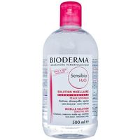 BIODERMA Sensibio H2O Płyn micelarny do skóry wrażliwej 500ml