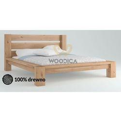 Woodica Łóżko dębowe imperata 05 160x200