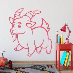Szablon do malowania dla dzieci koziołek 2411 marki Wally - piękno dekoracji