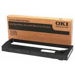 OKI oryginalny taśma do drukarki, 09005591, czarna, OKI do rzędowych drukarek MX