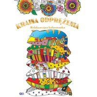 Praca zbiorowa Kraina odprężenia relaksacyjna kolorowanka - dostawa 0 zł (9788379322688)