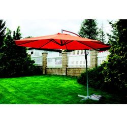 Rojaplast parasol Exclusive 300cm terracota