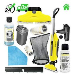 Karcher Fc 5 mop bezprzewodowy (300mm, 60m2/h) clean home+ ✔autoryzowany partner karcher ✔karta 0zł ✔pobranie 0zł ✔zwrot 30dni ✔raty ✔gwarancja d2d ✔wejdź i kup najtaniej (4054278701530)